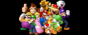 Nintendo Characters PNG Photos PNG Clip art