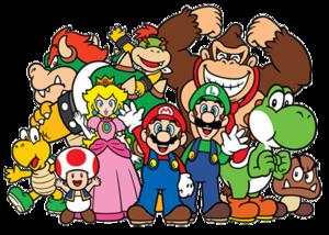 Nintendo PNG Photos PNG Clip art