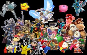 Nintendo Transparent Background PNG Clip art