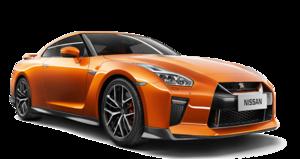 Nissan GT-R PNG HD PNG Clip art