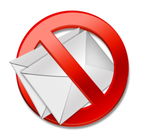 No Spamming PNG File PNG Clip art