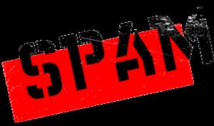 No Spamming PNG HD PNG Clip art