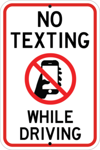 No Texting PNG Photo PNG Clip art