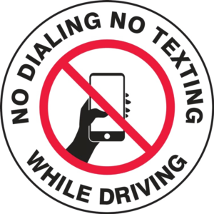 No Texting PNG Pic PNG Clip art