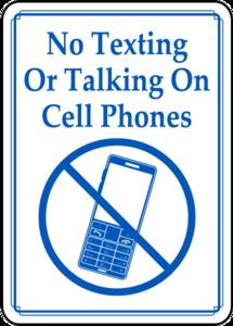 No Texting Transparent PNG PNG Clip art