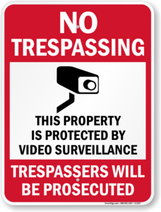 No Trespassing Sign PNG Picture PNG Clip art