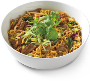 Noodles Transparent Background PNG icon