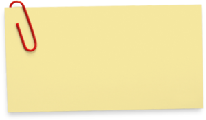 Note PNG Pic PNG Clip art