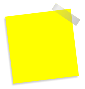 Note Transparent PNG PNG icons
