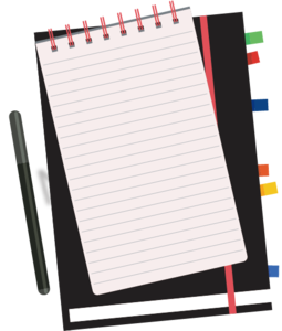 Notebook PNG Free Download PNG clipart