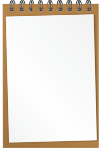 Notebook PNG HD PNG clipart