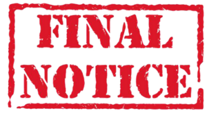 Notice PNG File PNG Clip art
