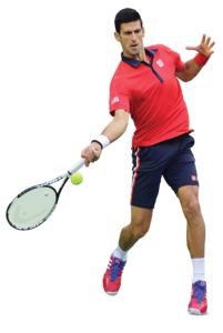 Novak Djokovic PNG File PNG icon