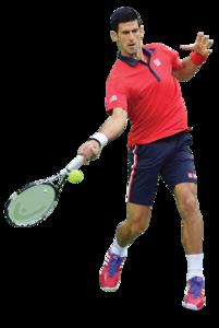 Novak Djokovic PNG File PNG Clip art