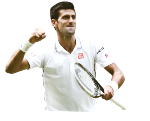 Novak Djokovic PNG Image PNG Clip art
