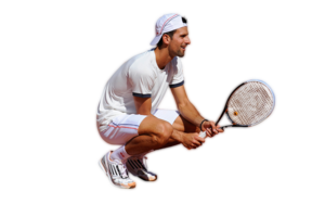 Novak Djokovic Transparent Background PNG Clip art