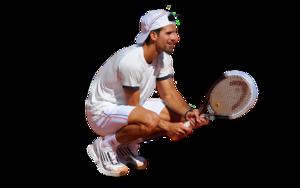 Novak Djokovic Transparent Background PNG icons