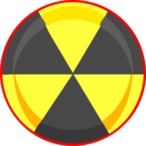 Nuclear Sign PNG Pic PNG Clip art