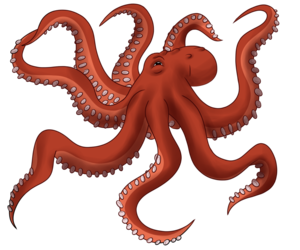 Octopus Toy PNG Image PNG Clip art