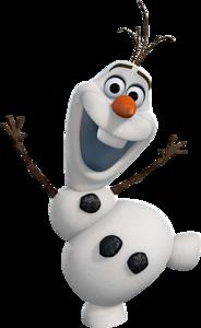 Olaf Snowman PNG File PNG Clip art