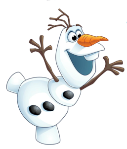 Olaf Snowman PNG Image PNG Clip art