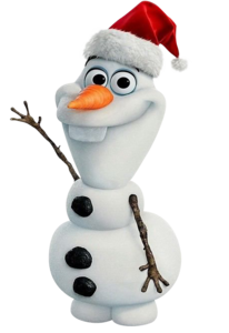 Olaf Snowman PNG Transparent Image PNG Clip art