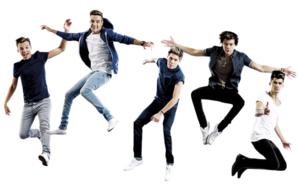 One Direction PNG Pic PNG Clip art