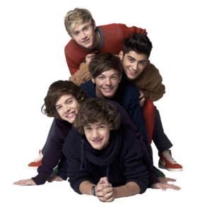 One Direction PNG Transparent Image PNG Clip art