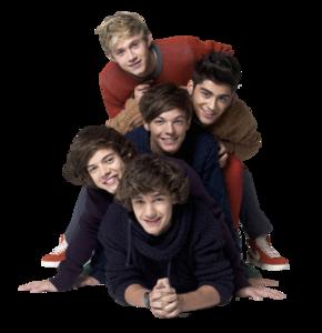 One Direction PNG Transparent Image PNG Clip art