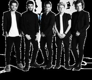 One Direction PNG Transparent PNG Clip art