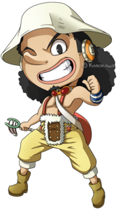 One Piece Chibi PNG Clipart PNG Clip art