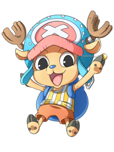 One Piece Chibi PNG File PNG Clip art
