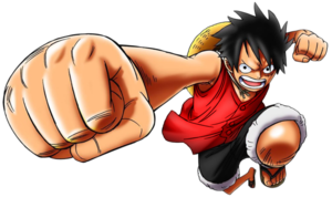 One Piece Luffy PNG Transparent Image PNG Clip art