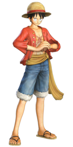 One Piece Luffy Transparent PNG PNG Clip art