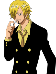 One Piece Sanji PNG File PNG Clip art
