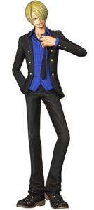 One Piece Sanji PNG Pic PNG Clip art