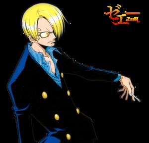 One Piece Sanji PNG Transparent Image PNG Clip art