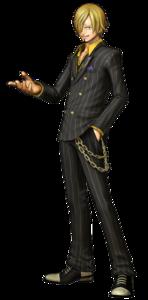 One Piece Sanji Transparent Background PNG Clip art