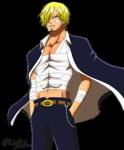 One Piece Sanji Transparent PNG PNG Clip art