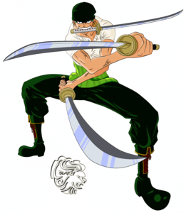 One Piece Zoro PNG Clipart PNG Clip art