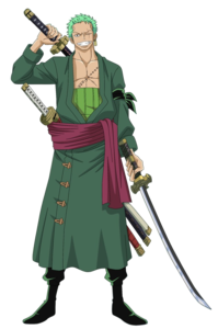 One Piece Zoro PNG Photos PNG Clip art