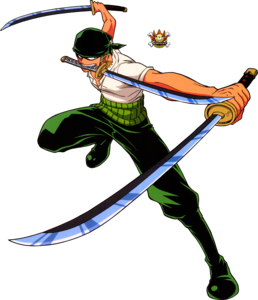 One Piece Zoro PNG Pic PNG Clip art