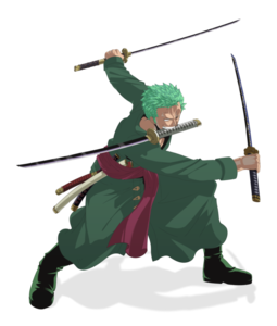 One Piece Zoro PNG Transparent Image PNG Clip art