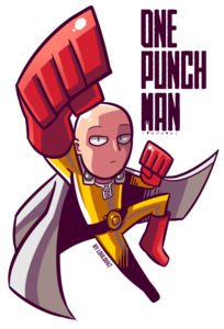 One Punch Transparent PNG PNG Clip art