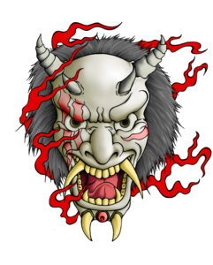 Oni Mask PNG Free Download PNG Clip art