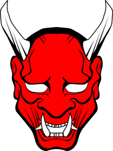 Oni Mask PNG Photos PNG Clip art