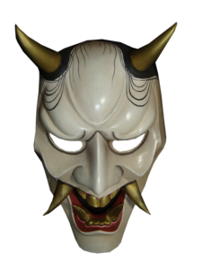 Oni Mask PNG Picture PNG Clip art