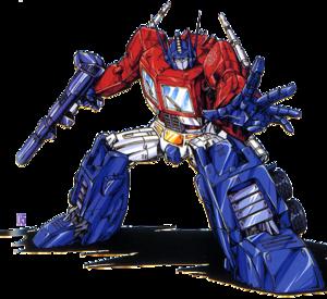 Optimus Prime PNG Clipart Clip art