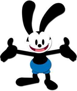 Oswald The Lucky Rabbit PNG HD PNG Clip art