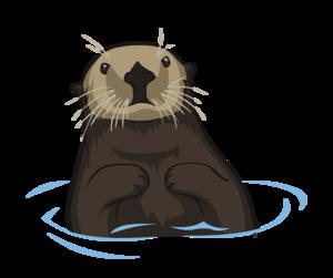 Otter PNG Clipart PNG Clip art